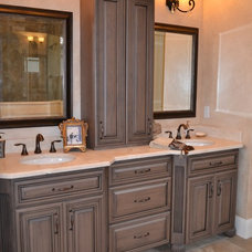 Traditional Bathroom by Cabinet Designs of Central Florida