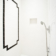 Traditional Bathroom by Glave & Holmes Architecture
