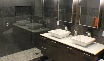 Ditmas Park Contemporary Bathroom