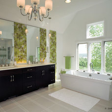 Contemporary Bathroom by Divine Design+Build