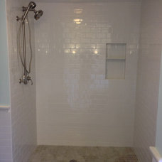 Transitional Bathroom by H.L. Stoneberger Plumbing and HVAC