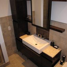 Modern Bathroom DIY Bathroom