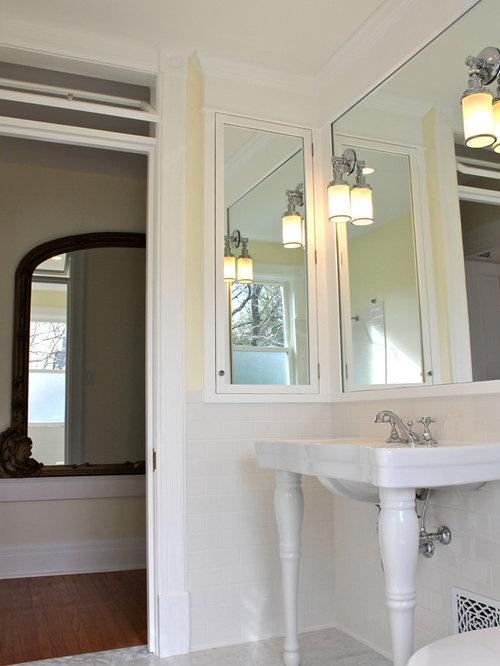 elegant bathroom photo in