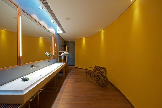 Contemporary Bathroom by SPASM