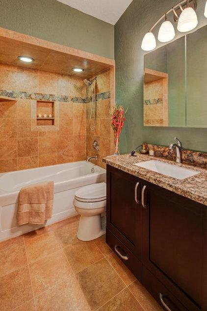 Traditional Bathroom by DiYanni Remodeling