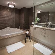 Contemporary Bathroom by DKOR Interiors Inc.- Interior Designers Miami, FL