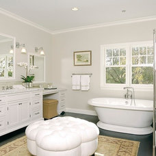 Traditional Bathroom by Core Development Group, Inc.