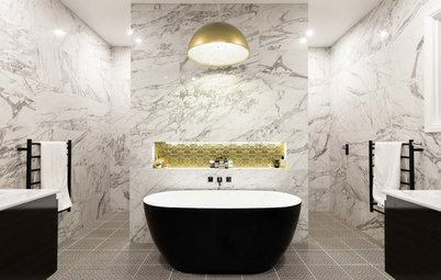 Clean Flush: The 10 Top Bathroom Trends for 2018