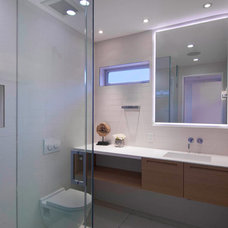 Modern Bathroom by Bowery Design Group