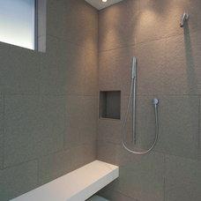 Modern Bathroom by Bowery Design Group
