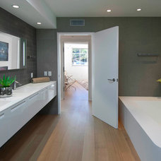Modern Bathroom by Bowery Interior Architecture