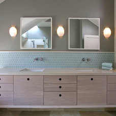 Contemporary Bathroom by ONEinteriors
