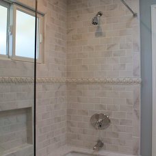 Traditional Bathroom by HT Home Design at The Showroom