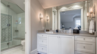 Domestic Suite Bath Vanity