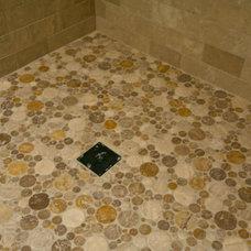 Mediterranean Bathroom by Country Club Remodeler