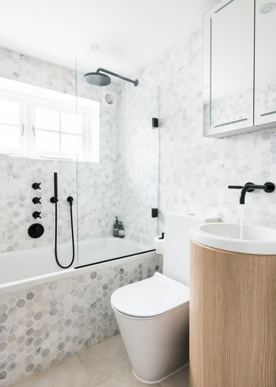 Contemporary Bathroom by Orchestrate