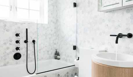 How Much of My Bathroom Should I Tile?