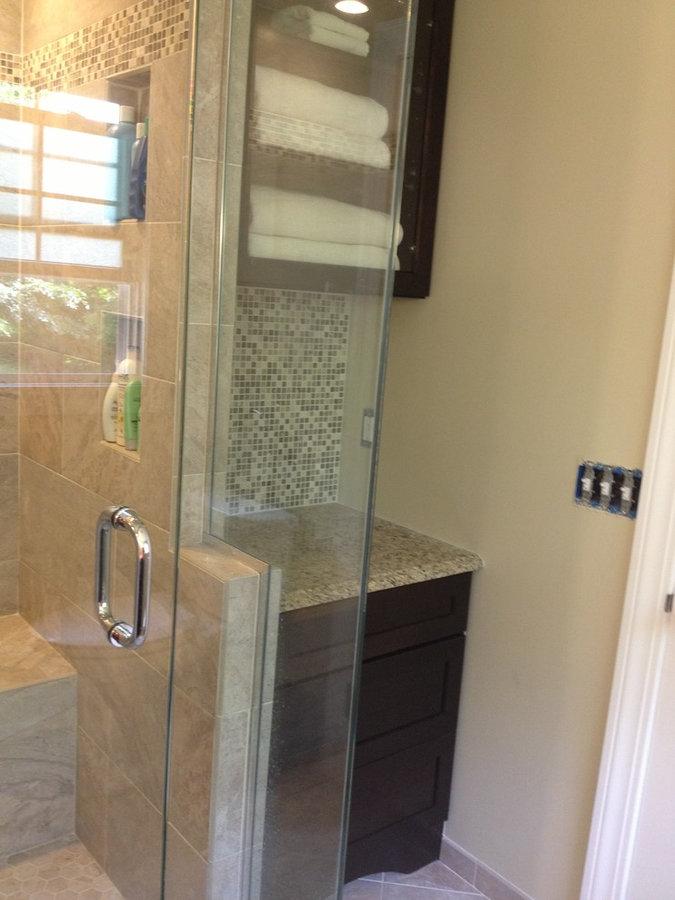 Dorchester Master bathroom