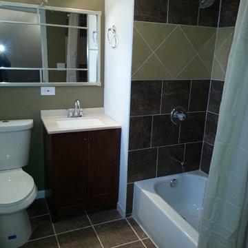 Dormer Addition Bathroom