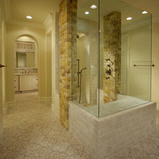 Traditional Bathroom by Costello Residential Design