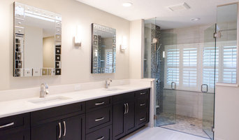 Double Door Glass Shower Enclosure