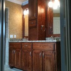 Traditional Bathroom by Attaway Renovations