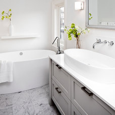 Modern Bathroom by Sophie Burke Design