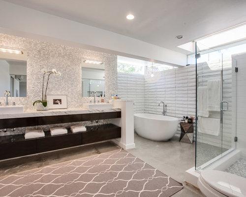 Large Master Bathroom Houzz