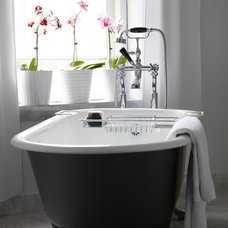 Contemporary Bathroom by Lisa Petrole Photography