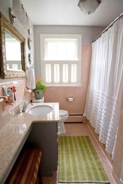 Houzz Call Have A Beautiful Small Bathroom We Want To