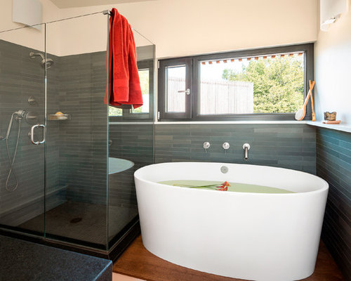 50 Slate Tile Bathroom with Soapstone Countertops Design Ideas ... on mariana soapstone, polished soapstone, dorado soapstone,