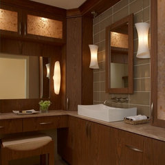contemporary bathroom by Xstyles Bath + More