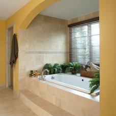 Traditional Bathroom by Bingham Development, LLC