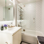 Douglass Transitional Bathroom San Francisco By
