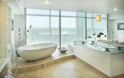 10 bonnes raisons d'aménager une estrade dans la salle de bains