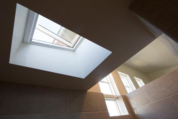 Contemporary Bathroom by Amy A. Alper, Architect