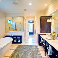 Traditional Bathroom by MB Designs, LLC