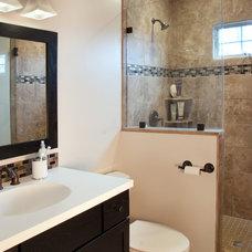Traditional Bathroom by Wolstenholme Associates, LLC