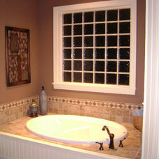 Traditional Bathroom by DesignHouse Inc - House Plans