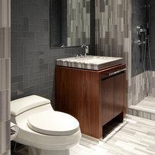 Eclectic Bathrooms