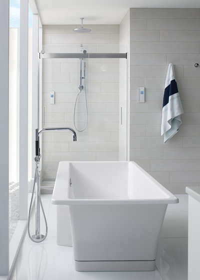 Contemporain Salle de Bain by Kohler