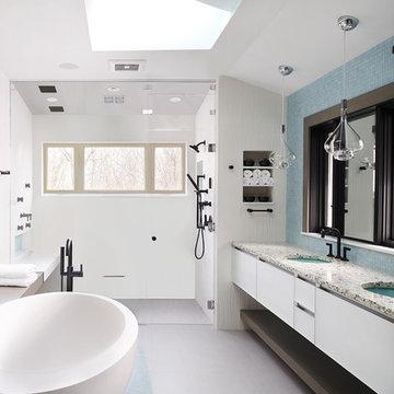 Dream  Design Master Bath