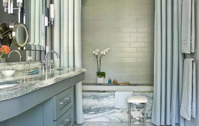 bathroom curtain ideas pictures. bathtubs bathroom ideas: shower curtain or doors? ideas pictures