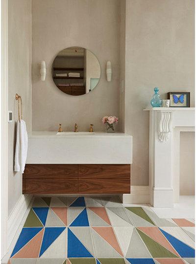 Eklektisk Badrum by Drummonds Bathrooms
