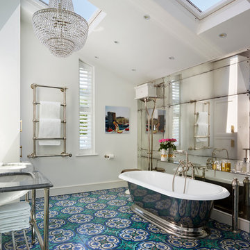 Drummond's Case Study: Victorian Terrace House, South-West London