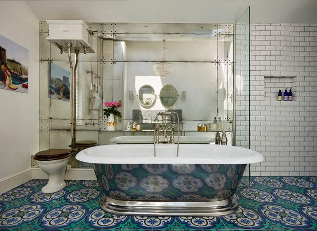 Викторианский Ванная комната by Drummonds Bathrooms