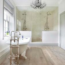 Farmhouse Bathroom by Drummonds Bathrooms
