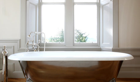 Room of the Week: Space and Stunning Views in a Luxe Victorian Bathroom