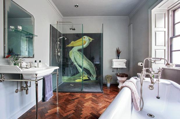 Éclectique Salle de Bain by Drummonds Bathrooms