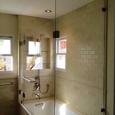 Contemporary Showerheads And Body Sprays by Century Shower Door